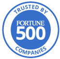 Trusted by Fortune 500